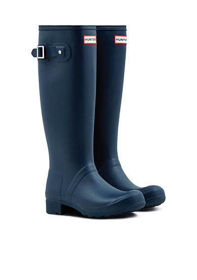 Hunter Women's Original Tour Rain Boots - Packable