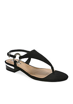 Tahari Lacie O-Ring Thong Sandals