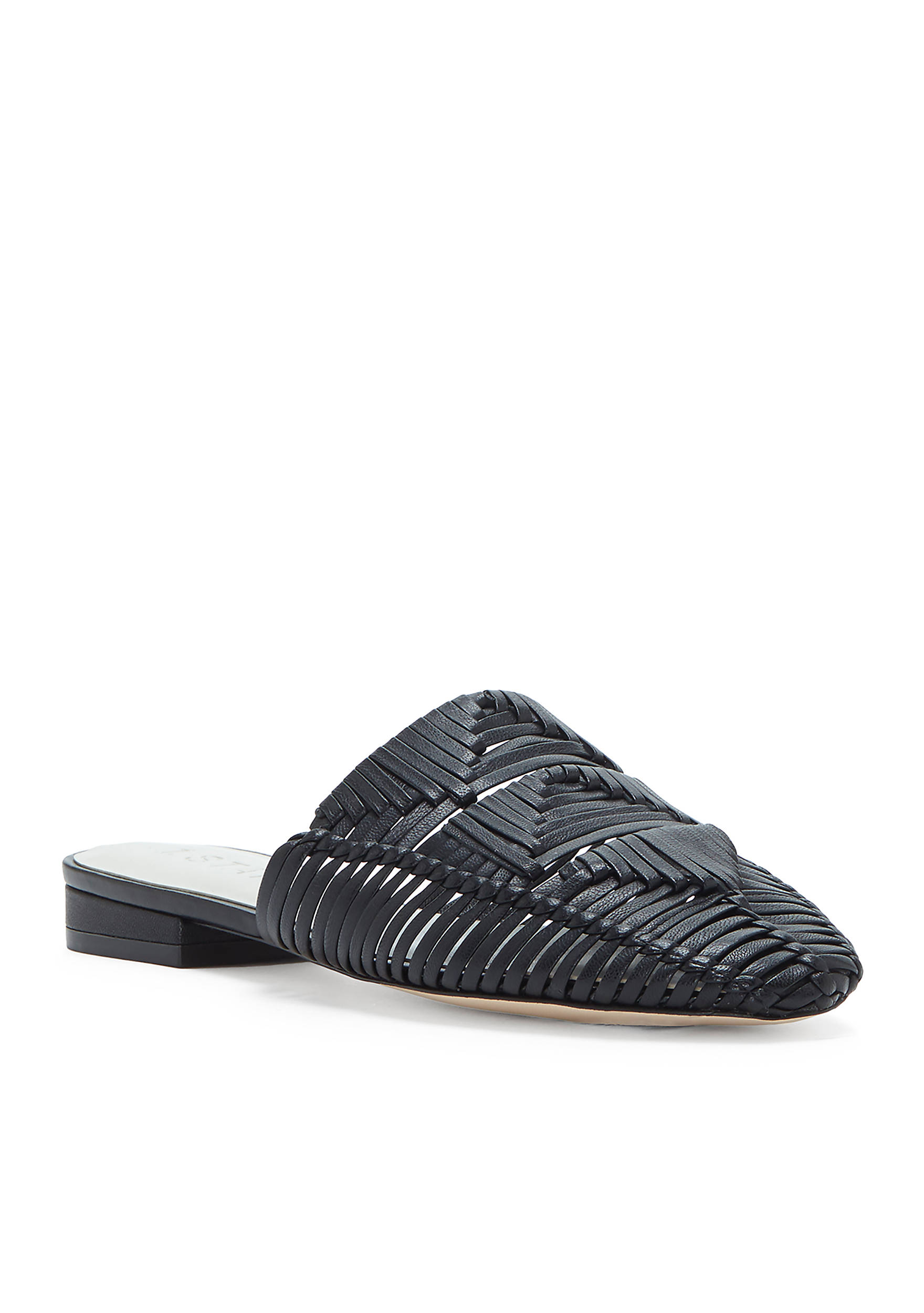1 State Syre Woven Flat Mule