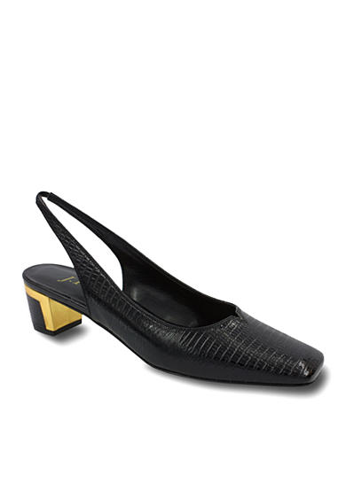 J Reneé Bev Slingback Pump-Extended Sizes Available