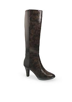 J Reneé Woodgrain Tejas Tall Boot