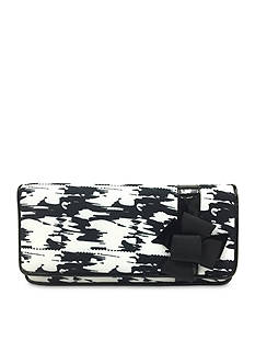 J Reneé Monochrome Camo Clutch