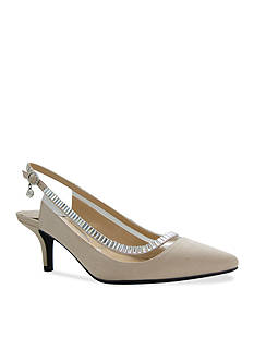 J Reneé Ellyn Slingback Shoe