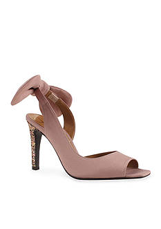 J Reneé Enchanted Peeptoe Pump