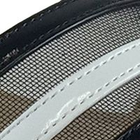 Shoes: J Reneé Women's: Black/White J Reneé Erma Sandal
