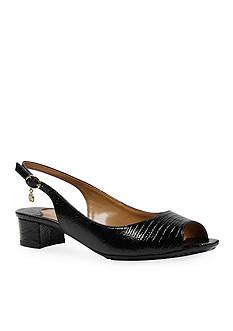 J Reneé Karwin City Slingback Sandal - Available in Extended Sizes