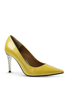 J Reneé Maressa Stiletto Pump With Snake Print Embossed Heel