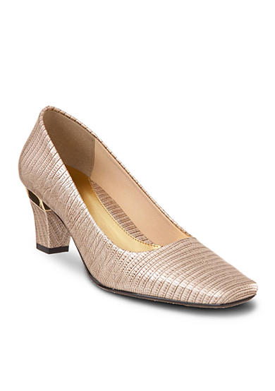 J Reneé Mary Pump - Available in Extended Sizes