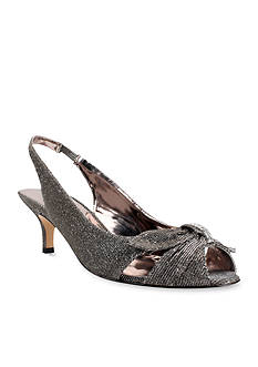 J Reneé Slader Peeptoe Slingback - Available in Extended Sizes - Online Only