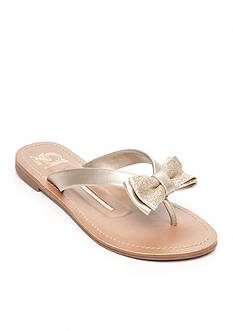 New Directions® Danielle Bow Flip Flop