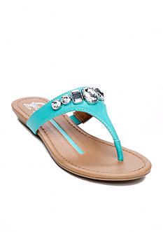 New Directions® Dazzle Jeweled Sandal
