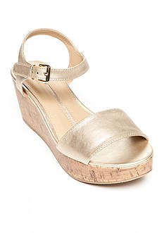 New Directions® Joyce Platform Wedge Sandal