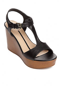 New Directions® Aerial T-Strap Wedge Sandal