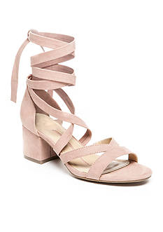 New Directions Ella Lace Up Sandal