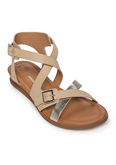 New Directions® Nora Inset Wedge Sandal
