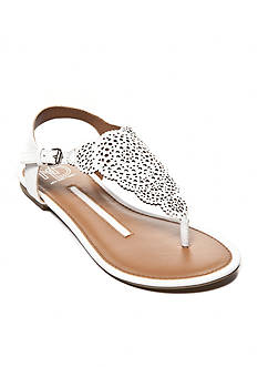 New Directions Lily Flat Sandals