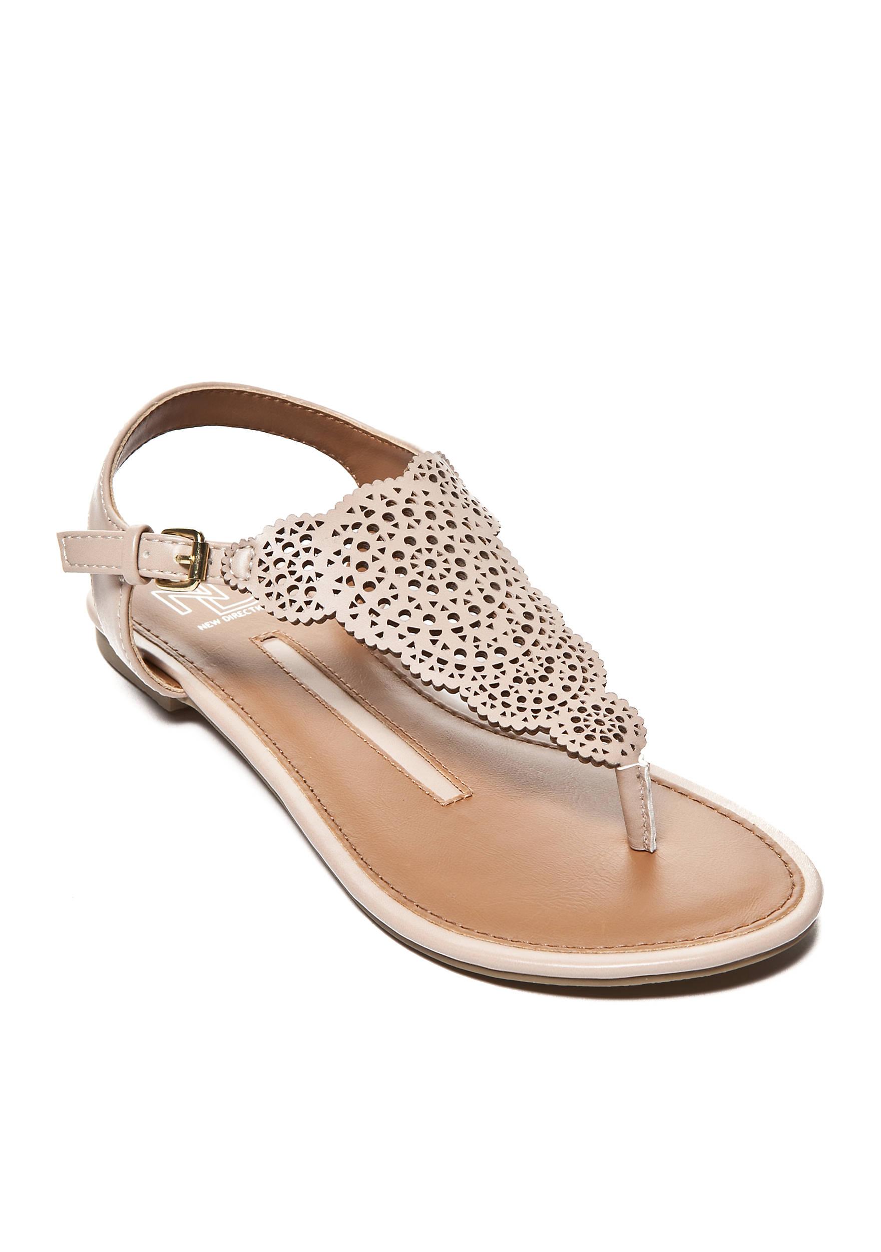 Flat sandals - Images Lily Flat Sandals