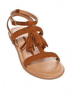 New Directions® Zoe Flat Sandals