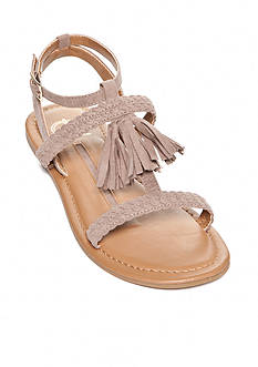 New Directions Zoe Flat Sandals