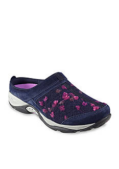 Easy Spirit Eztime Floral Clogs