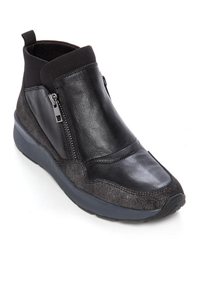 Easy Spirit Informer Athleisure Booties - Available in Extended Sizes
