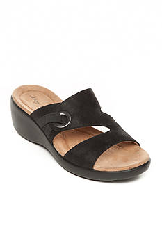 Easy Spirit Kaitrin Sandal - Available in Extended Sizes
