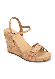 AEROSOLES Plush Around Sandal