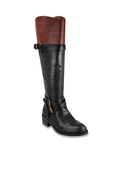 Rampage Britney Riding Boot-Wide Calf