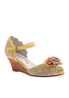 Poetic Licence Crazy Daisy Wedge Sandal