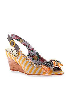 Poetic Licence Mover and Shaker Wedge Sandal