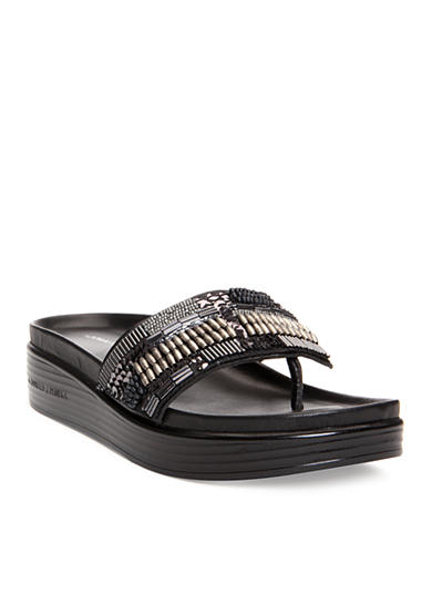 Donald J Pliner Fifi Wedge Sandal