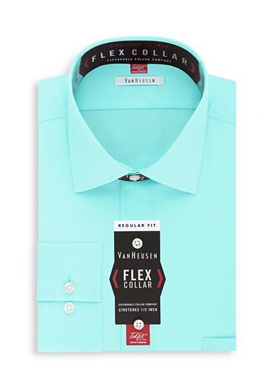 Van heusen regular fit flex collar dress shirt belk for Van heusen shirts flex collar