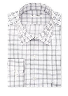 Van Heusen Wrinkle-Free Regular Fit Dress Shirt