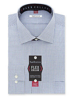Van Heusen Wrinkle Free Flex Collar Dress Shirt