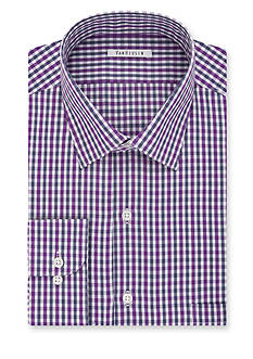 Van Heusen Wrinkle Free Regular Fit Dress Shirt