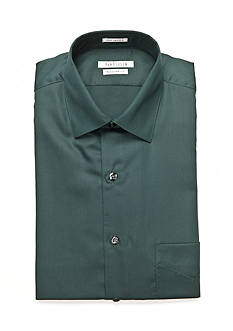 Van Heusen Dress Shirts Wrinkle Free Regular-Fit Dress Shirt