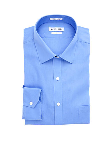 Van Heusen Classic Fit Wrinkle-Free Dress Shirt