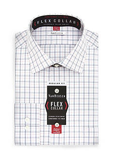 Van Heusen Big & Tall Flex Collar Dress Shirt