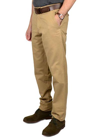 Vintage 1946 Signature Military Twill Trim Fit Pants -