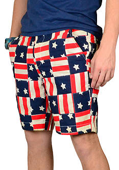 Vintage 1946 Vintage American Patch Shorts