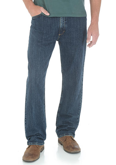 Wrangler® Advanced Comfort Relaxed Fit Jeans