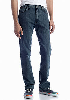 Wrangler® Advanced Comfort Stretch Regular Fit Jeans