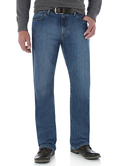 Wrangler Advanced Comfort Straight Fit Jeans