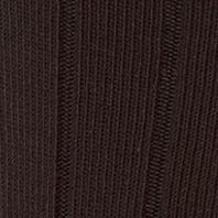 Mens Casual Socks: Black Gold Toe Men's Ultra Soft Rib Crew Socks - Single Pair