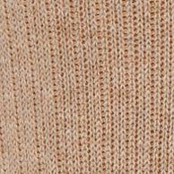 Mens Casual Socks: Khaki Heather Gold Toe Men's Cushioned Cotton Uptown Crew Socks - Single Pair
