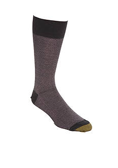 Gold Toe Fashion Crew Socks - Single Pair