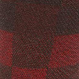 Gold Toe Men Sale: Black Gold Toe® Lumber Jack Check Crew Socks - Single Pair