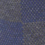 Gold Toe Men Sale: Dark Indigo Gold Toe® Lumber Jack Check Crew Socks - Single Pair