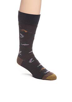 Gold Toe Fly Fishing Crew Socks - Single Pair