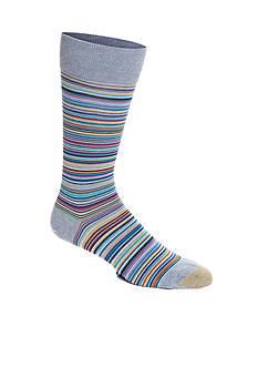 Gold Toe Frankies Stripe Socks - Single Pair
